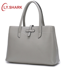 LY.SHARK female bags ladies genuine leather bag women bags for women