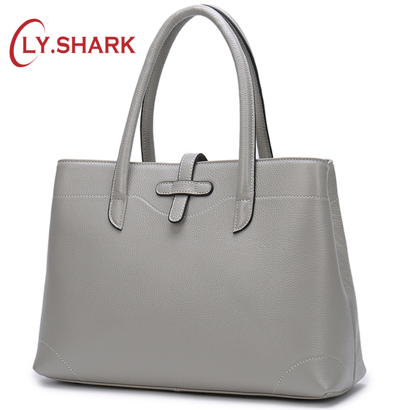 LY.SHARK female bags ladies genuine leather bag women bags for women 2019 women handbags luxury handbags women bags designer