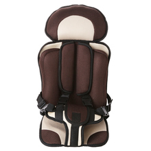 New Version Comfortable Adjustable Baby Child Car Safety Seats, 9-36Kg Thickening Cotton Toddler Car Seats For Protector Child