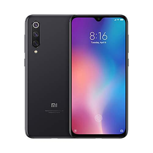 Legend Coupon Xiaomi-Mi-9-BE-Global-Version-Black-Color-Dual-SIM-64-hard-GB-ROM-6-hard Smart phone