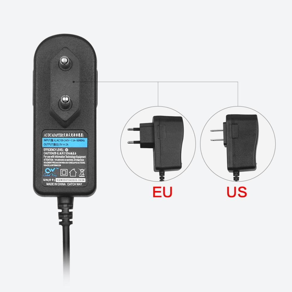 AC 110-240V DC 5V 6V 8V 9V 10V 12V 15V 0.5A 1A 2A 3A Universal Power Adapter Supply Charger Adapter EU Us for LED Light Strips Output Current : 2A, Output Voltage : 15V, Plug Type : EU