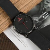 2016 Fashion Luxury BOBO BIRD Brand Quartz Watches Business Military Men Watches Leather Relogio Masculino Leather