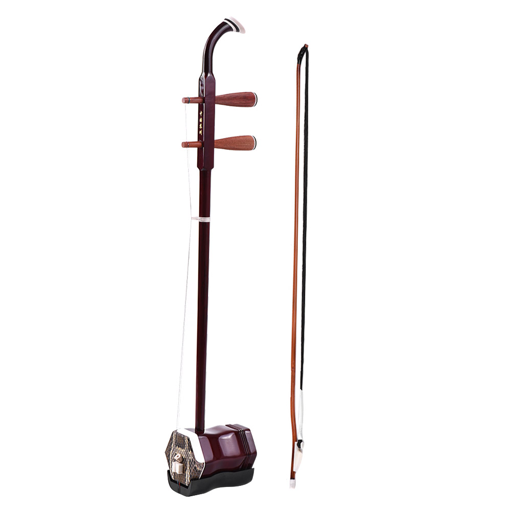 Erhu Chinese 2 string Violin Fiddle Stringed Musical ...