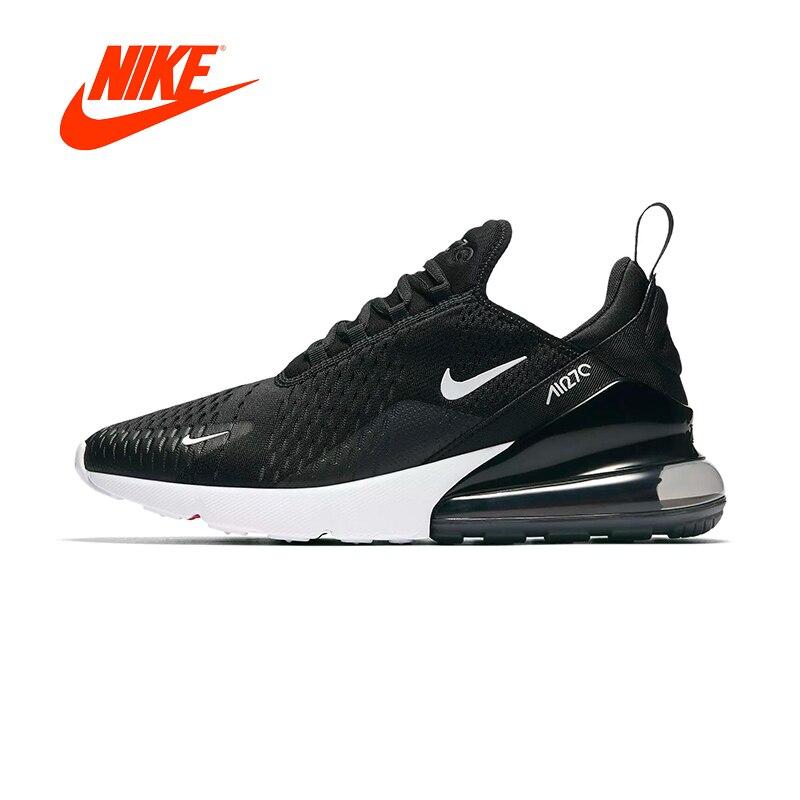 Оригинальный Новое поступление Аутентичные Nike Air Max 270 180 мужские кроссовки Спорт на открытом воздухе кроссовки удобные дышащие амортизацию