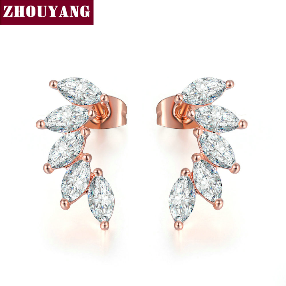 RoseGold Clear