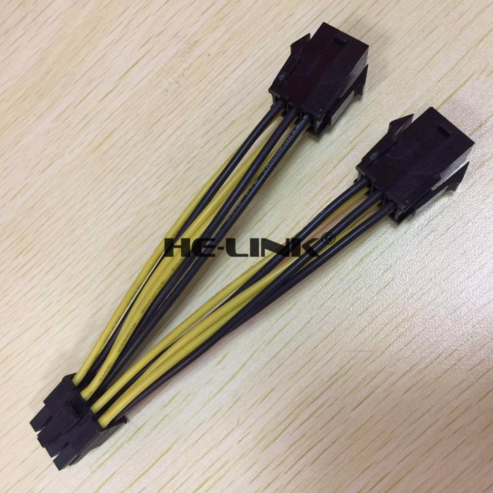 Cpu 8pin To Pcie Dongle For Nvidia K80 M40 M60 P40 P100 8 Pin Wiring Diagram Gpu 10cm Vm577 In Communication Cables From Cellphones Telecommunications On