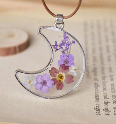 Buy silver pressed flower jewelry and get free shipping on buy silver pressed flower jewelry and get free shipping on aliexpress mozeypictures Images