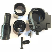 Magorui Jacht Accessoires Airsoft AR Folding Stock Adapter Voor M16/M4 SR25 Serie AEG (GBB)