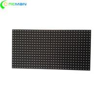 diy LED module p10 led panel 16x32 rgb black chip led display screen for indoor use matrix led pitch10 led board