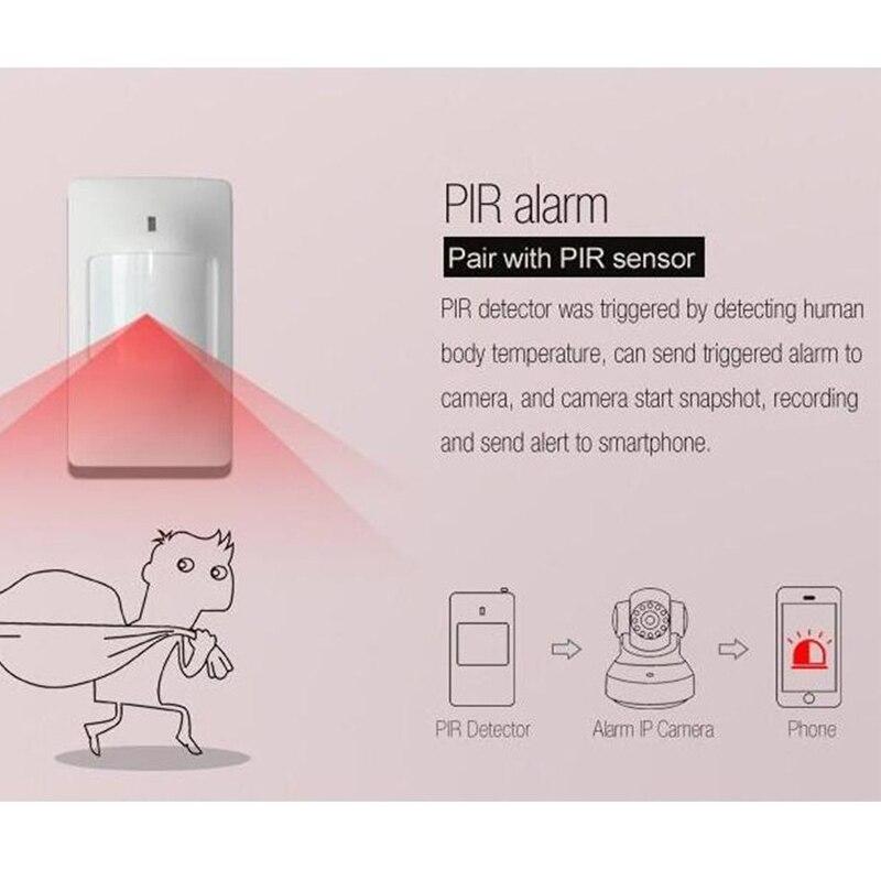 купить Vstarcam C37-AR Direct Factory Alarm IP Camera Smart Home Automation Security GAS Dector, Smoke Detector, Door Sensor по цене 3944.53 рублей
