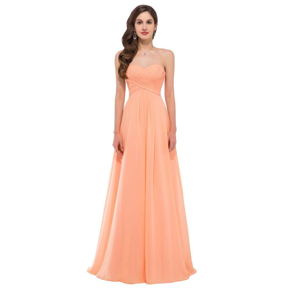 uzun abiye elbise strapless turuncu,abiye elbise,mezuniyet elbisesi,abiye elbise modelleri,ucuz abiye