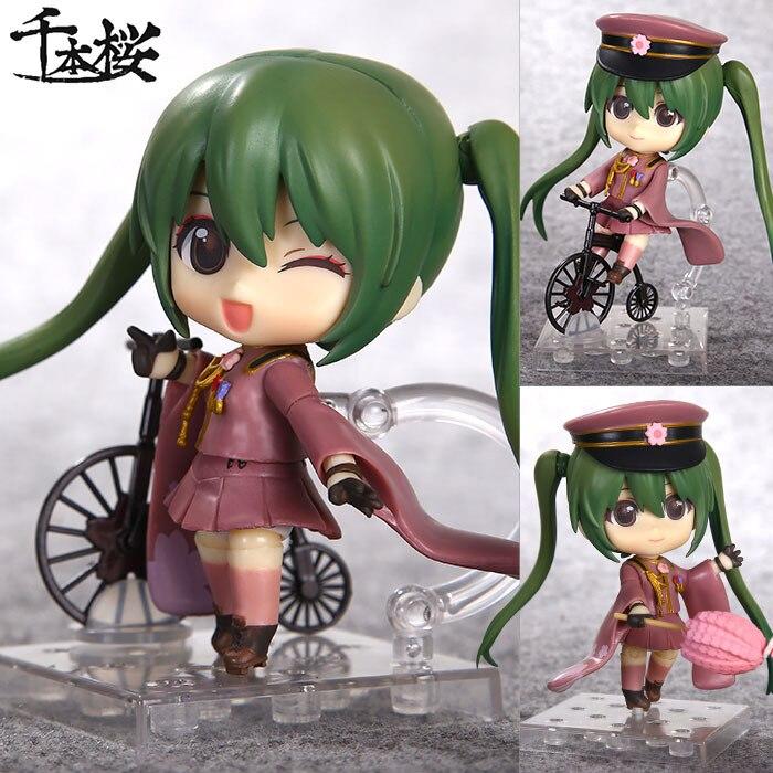 free-shipping-cute-4-nendoroid-font-b-vocaloid-b-font-hatsune-miku-senbon-sakura-boxed-10cm-pvc-action-figure-set-model-collection-toy-480
