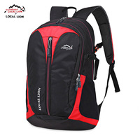 LOCAL LION 25L Hiking Backpack Water Resistant Travel Trekking Backpack 2018 Outdoor Cycling Backpack Bike Bag