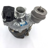 Xinyuchen Turbocharger turbocharger para Citroen 9805159280/0375T5 adequado C4L/C3XR/3008/2008/4008|Turbocompressor| |  -