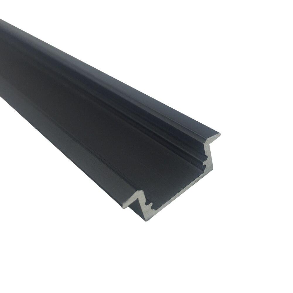 40 մ / լոտ 20x2m (6.6ft) U Shape Led ալյումինե - LED լուսավորություն - Լուսանկար 3