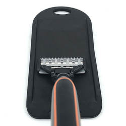 Очиститель бритвы лезвия точилка для заточки картриджа лезвия тусклый Одноразовая Бритва Уход QS888