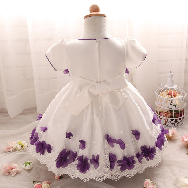 Flower Dress for Baby Girl (1)