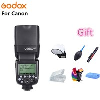 Godox TT600 TT685C TT350C V860II C Flash Speedlite 2.4G Wireless GN60 TTL HSS Master Auto Zoom for Canon EOS 70D 60D 5D2 5D3 6D