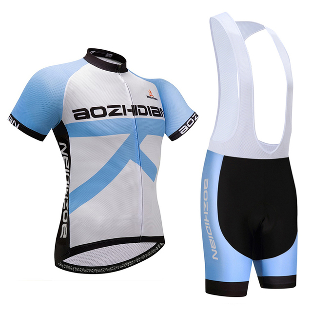 2018 Summer cycling jersey and bib shorts kit for men women Outdoor Cycling  Clothing Sportswear WKH18012203 98c8b2020