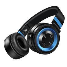 P6 Bluetooth наушники портативные беспроводные наушники с микрофоном Поддержка TF карты стерео гарнитура для iphone huawei xiaomi телефон ПК