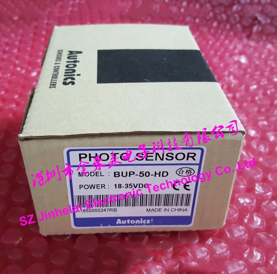 цена на New and original BUP-50-HD AUTONICS PHOTO SENSOR 18-35VDC Photoelectric switch