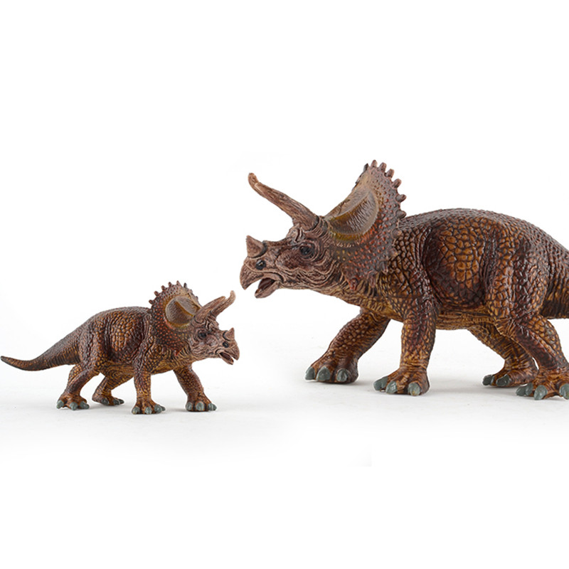 Dinosaur Toy PVC Action Figure Toy Classic Kid Toys Deluxe Animal Model Collectible Toys For Children Brinquedos Gift Anime recur toys high quality horse model high simulation pvc toy hand painted animal action figures soft animal toy gift for kids