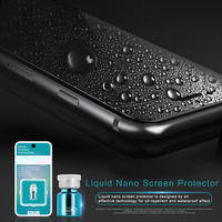 Liquid Mobile Phone Screen Protector High-definition Full-covered Protective Front Film For iphone/Huawei/Xiaomi/Samsung Devices