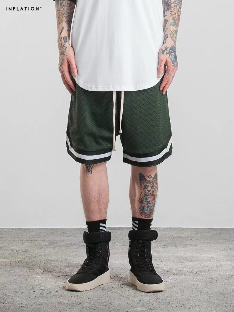 Mens High Waisted Shorts Promotion-Shop for Promotional Mens High ...