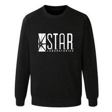Men's sweatshirt Flash Barry Allen Star