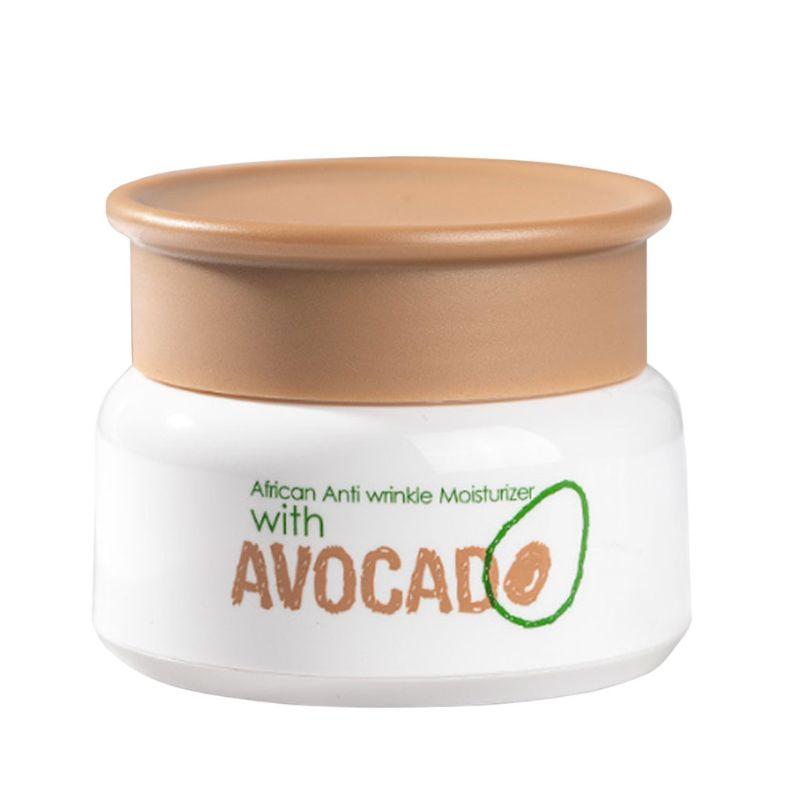 35g Avocado Oil Paste Facial Cream Oil Control Brighten Anti Wrinkle Tender Face Moisturizing Lighten Whiten Soften Skin Care