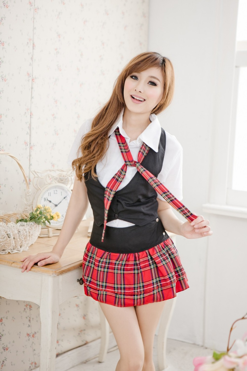 Online Buy Wholesale Tartan Costume From China Tartan Costume Wholesalers  Aliexpresscom-9301