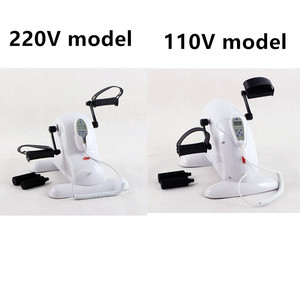 Image 2 - Electric Home Mini Bike Physiotherapy Rehabilitation Limbs Exercise Gym Machine Health Recovery Old Sick People Diabetes Patient