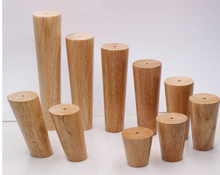Các loại khác nhau của gỗ sồi cao đáng tin cậy nghiêng chân đồ nội thất với sắt tấm sofa bảng tủ chân 4 mảnh đặt miễn phí bưu chính