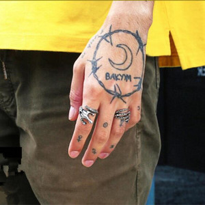 Готические кольца для мужчин в стиле панк, модное ретро кольцо в виде черепа, волка, Dragon, змея, тигра, животных, мужское кольцо, аксессуары для Хэллоуина, Anillo Hombre
