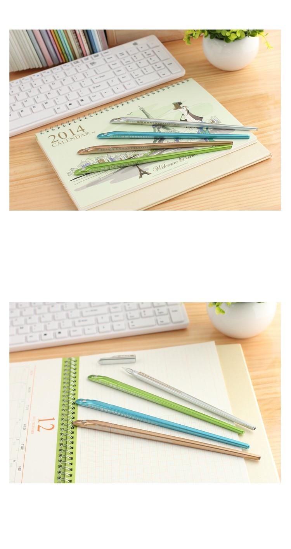 de Tinta caneta criativa papelaria crianças artigos