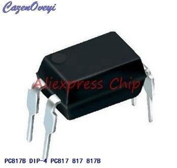 1 шт. /лот PC817B DIP-4 PC817 817 817B EL817 FOD817C LTV817A LTV-817-A установка высокой плотности Тип Photocoupler в наличии на складе