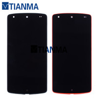 Tested 4 95 IPS Display For LG Nexus 5 LCD Touch Screen Digitizer Assembly For LG