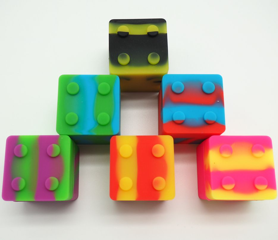 silicone small square container (3)