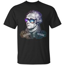 2017 Cool Men Fashion Hamilton: Go Ham Or Go Home! Hamilton Musical 3D Printed Short Sleeve Tee Men'S 100% Cotton T Shirt
