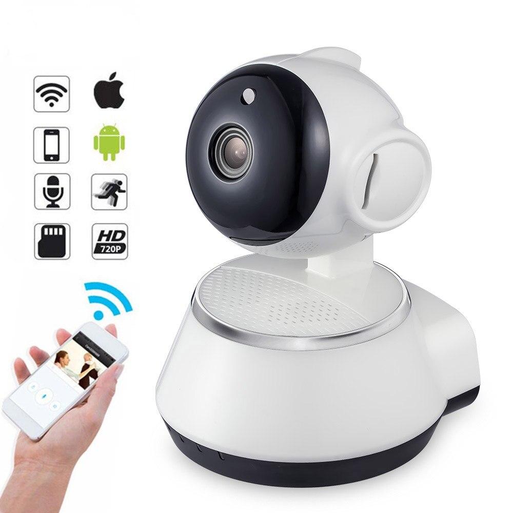 HD 720P Мини IP камера CCTV домашняя беспроводная Wifi P2P камера наблюдения ночного видения ИК детский монитор|surveilance camera night vision|wireless wifi p2pwifi p2p | АлиЭкспресс