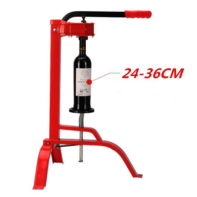 24-36CM Simple Operation Wine Corker Machine