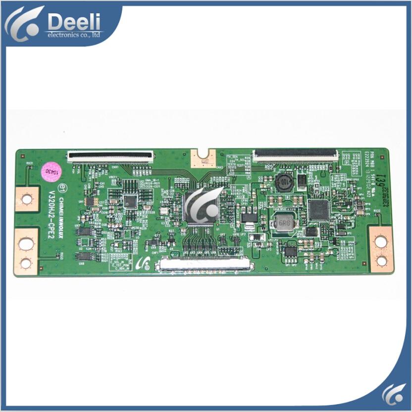 95% New original for Original V320HJ2-CPE2 logic board working good la32m51bs original logic board driver board 320 w2c4lv6 4 screen lta320w2 l14