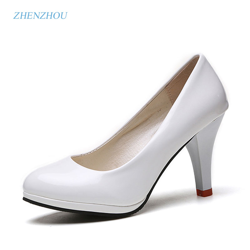 zhen zhou 2017 spring and autumn women's new fashion trend leadership Round head heels for women's shoes exemption from postage zhen zhou 2017 spring and autumn women s new fashion trend leadership the increased martin boots exemption from postage