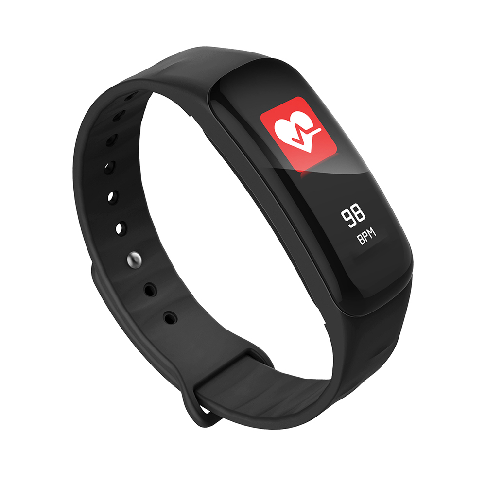 2018 Smart wristbands bracelet OLED screen IP67 Waterproof heart rate monitor Step Pedometer Fitness tracker Smart wristband
