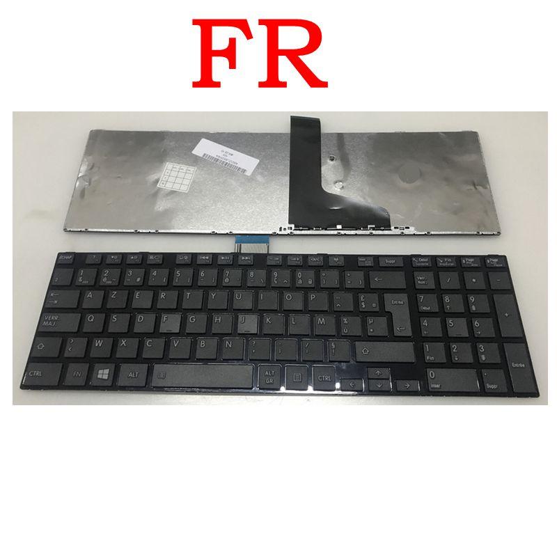 Keyboard for Toshiba Satellite C850 C850D C855 C855D C870 C870D C875 C875D US