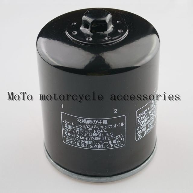 100% NOVA Alta Qualidade da motocicleta do Filtro de Óleo Grade para 2008-2011 Para Harley Road King flhr