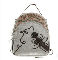 New Multi Use Women Shopping Small Bag Hot All Match Appliques Shoulder Crossbody Bag Hot Lady