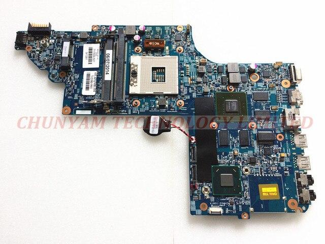 711509-501 ДЛЯ HP DV7 DV7-7000 серии Ноутбуков Материнские Платы 711509-001 635 М/2 Г 48.4ST10.031 PGA989 Mainboard 90 дней Гарантии