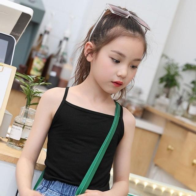 Naughty little girl nude