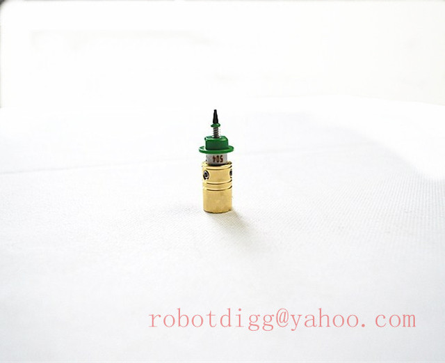 1set 504 Nozzle n  Nozzle Connector Fit for 5mm Hollow Shaft Stepper  Use for SMT Machine
